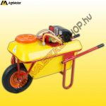 Agrimotor TPE 355 Elektromos vegyszertartályos permetező