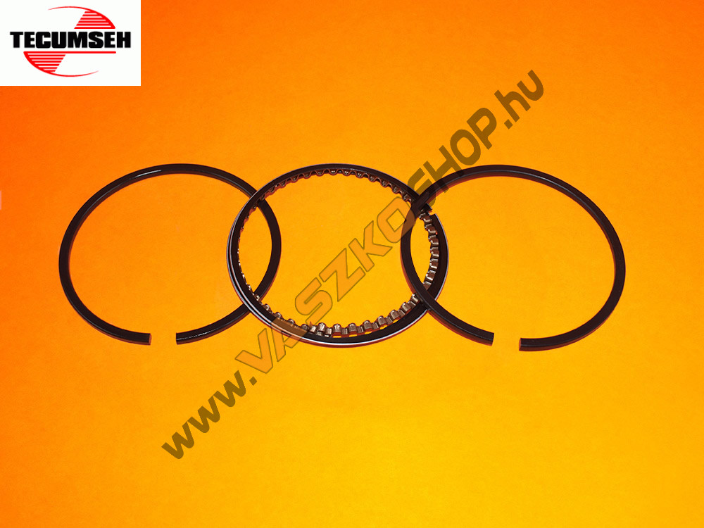 Dugattyúgyűrű Tecumseh ∅63,5