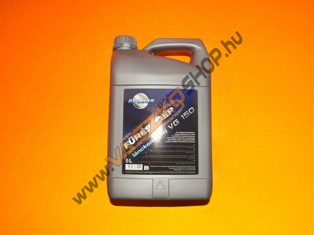 Lánckenő olaj Re-Cord 5L
