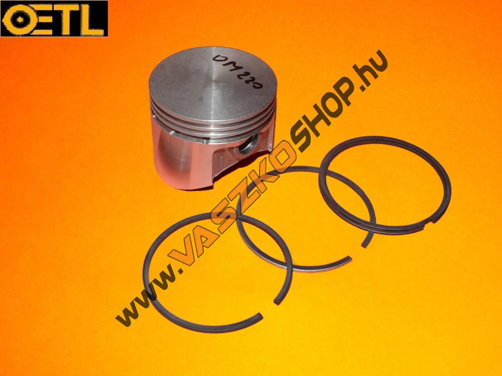 Dugattyú Oetl OM220 (Ø72mm)