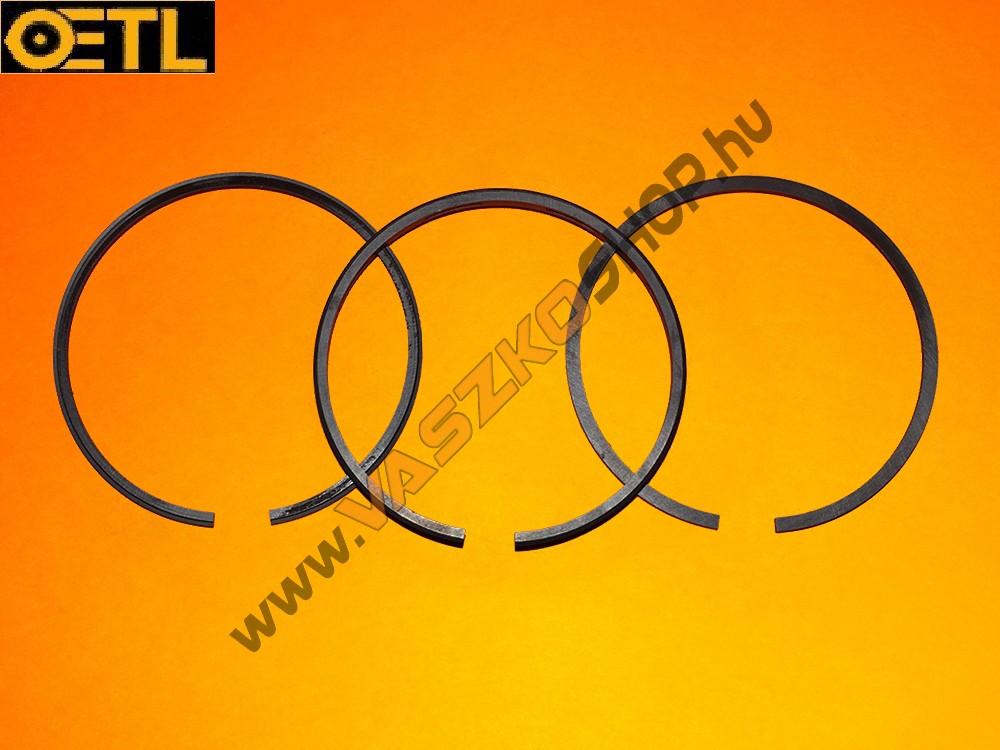 Dugattyúgyűrű OM220  ∅72mm
