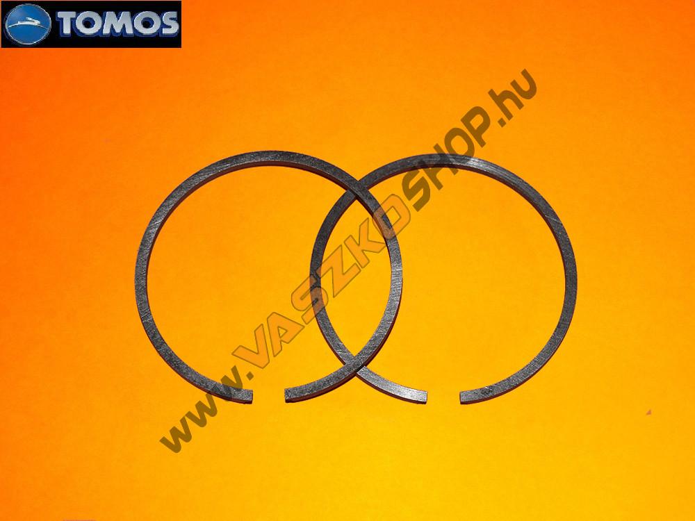 Dugattyúgyűrű TOMOS MP2 (több méret)