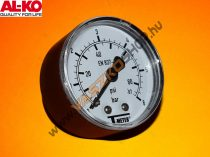 Nyomásmérő óra AL-KO HW/HWF