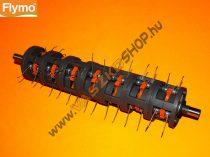 Gyepszellőzető rugós henger Flymo Compact 340