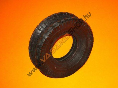 18x8.50-8 Fűnyíró traktor külső