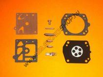 Karburátor membrán készlet Husqvarna 371 / 372XP (nagy készlet)