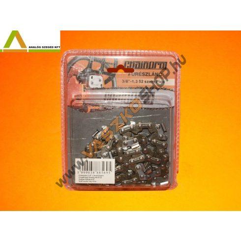 Láncfűrész lánc 3/8x1,3 mm (több hosszban)