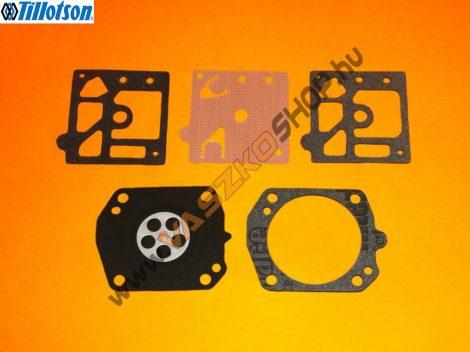 Karburátor membrán készlet Husqvarna 371 / 372XP (kis készlet)