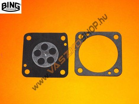 Karburátor membrán készlet (US-18300)(43-11-BING)