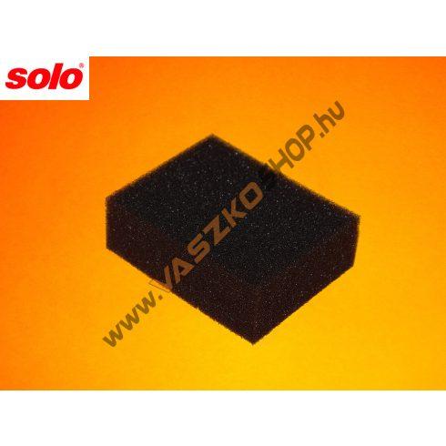 Levegőszűrő szivacs Solo 410