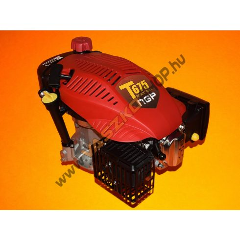Misina NGP T675 benzines motor (régi)