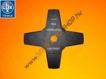 Bozótvágó kés Lux Tools 4 élű (235mm x 25,4mm)