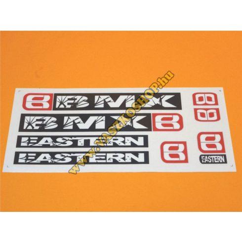 Matrica BMX (több szín)