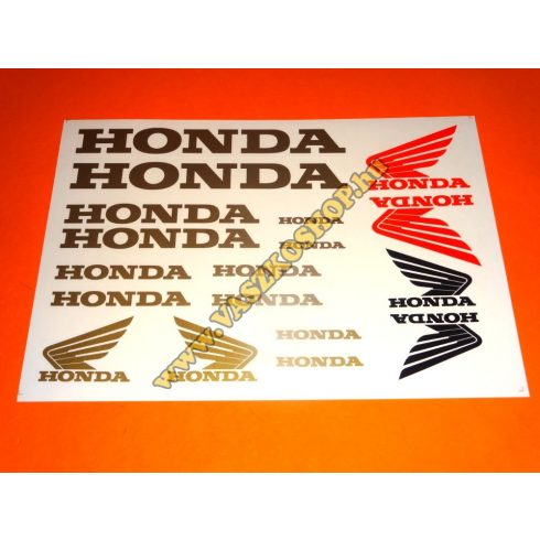 Matrica motor Honda I