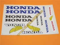 Matrica motor Honda II (több szín)
