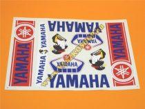 Matrica motor Yamaha II (több szín)