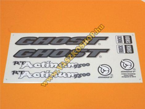 Matrica Ghost (több szín)
