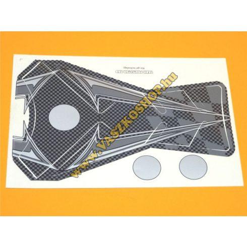 Matrica Karbon minta (Tank Protector Pad)