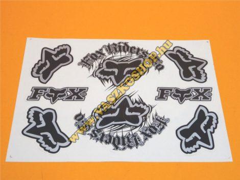 Matrica Fox I (több szín)