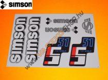 Matrica Simson S51 12VOLT