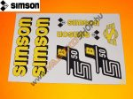 Matrica Simson S50B (több szín)