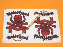 Matrica Motörhead (több szín)