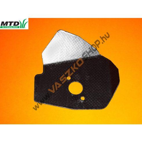 Kipufogó hővédő MTD Thorx