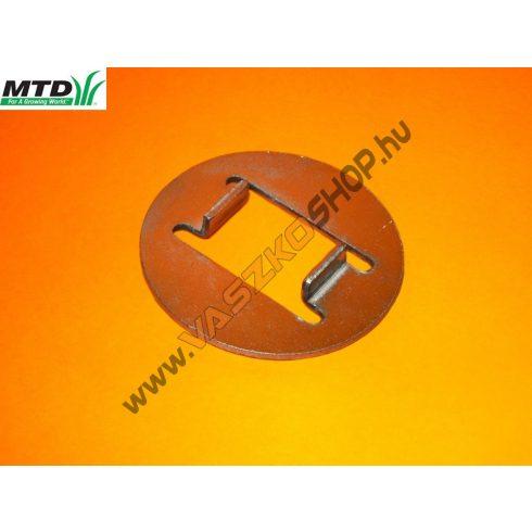 Késtartó biztosító lemez MTD 1600W