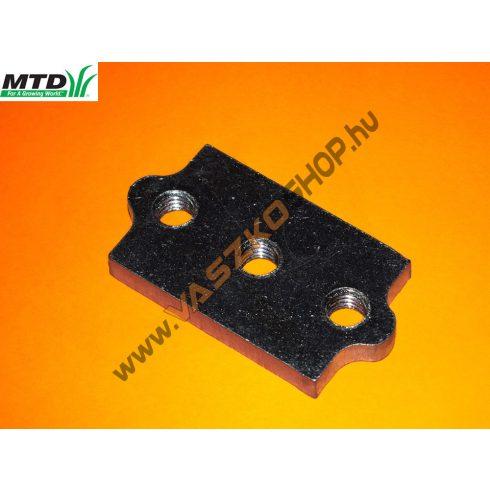 Kerék tengely lemez MTD 48 E