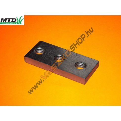 Kerék tengely lemez MTD 900w,1000w,1300w