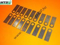 Gyepszellőztető kés készlet MTD V40/V40G
