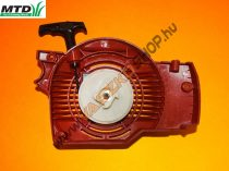 Berántó MTD GCS 3800/35 /GCS 4100/40 II.