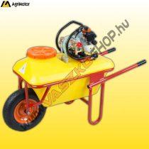 Agrimotor TPB 256 Benzines vegyszertartályos permetező