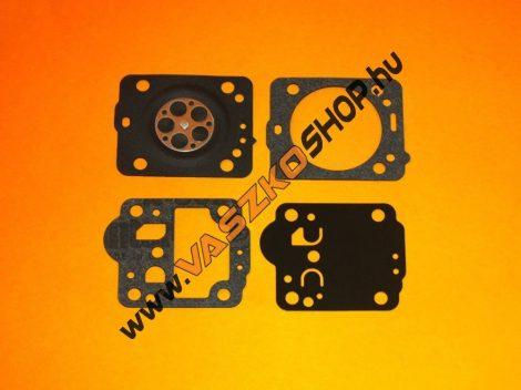 Karburátor membrán készlet McCulloch CS340,360,380 (Utángyártott)