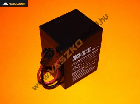Akkumulátor McCulloch M53-190AWFEP / M53-190AWFEPX