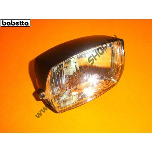 Lámpa első Babetta 207