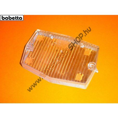 Lámpabúra első Babetta 207