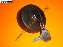 Üzemanyagtartály sapka kulcsos Babetta
