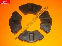 Lánckerék hátsó gumi szilent PM-GB402 (nagy)