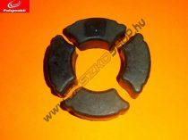 Lánckerék hátsó gumi szilent PM-GB402 (kicsi)