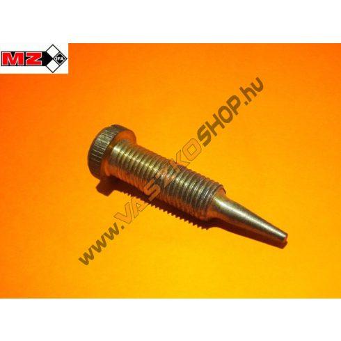 Levegő állító csavar ETZ 250
