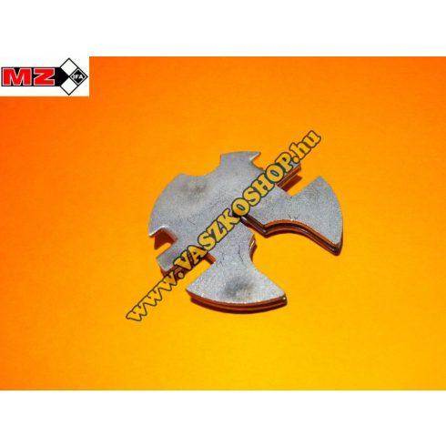 Súbertű tartó lemez ETZ 250