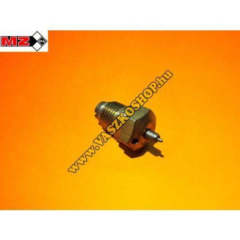 Tűszelep ETZ 125/150/250