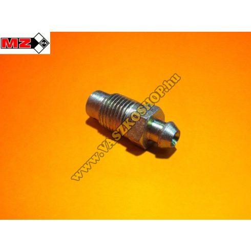 Féklégtelenítő csavar ETZ 125/150/250