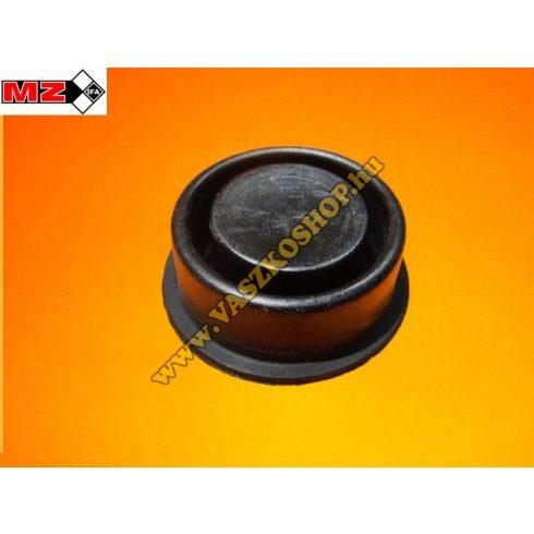 Fékolaj tartály fedél gumi ETZ 125/150/250