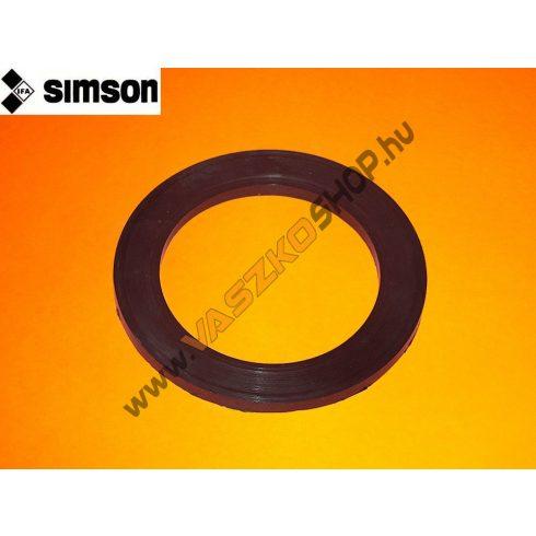 Üzemanyagtartály sapka tömités Simson (gumi)