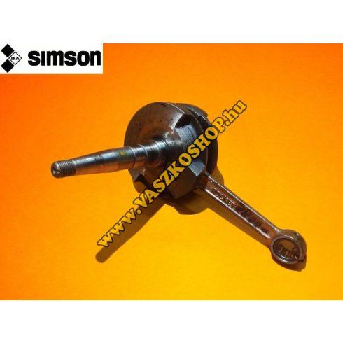 Főtengely Simson S50