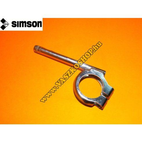 Indextartó első Simson
