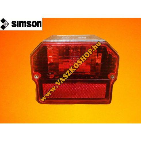 Lámpa hátsó Simson SR