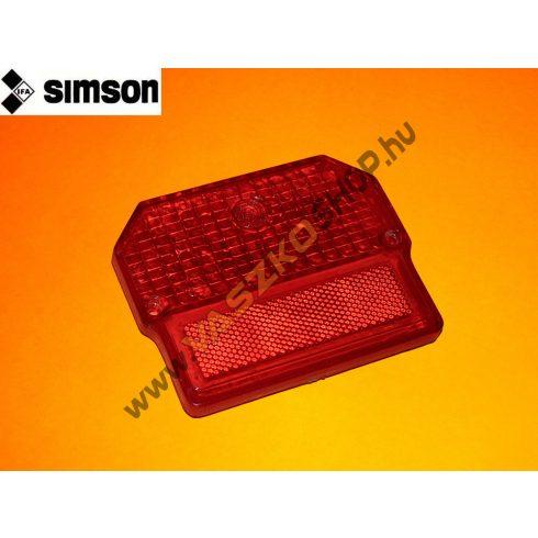Lámpabúra hátsó Simson SR